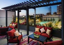 Courtyard by Marriott Los Angeles L.A. LIVE - Los Angeles - Rooftop