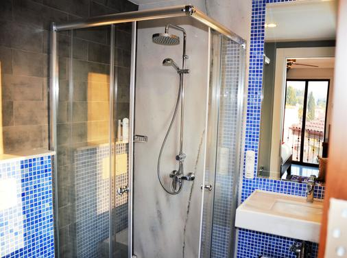 Ayasoluk Hotel - Selcuk - Kylpyhuone