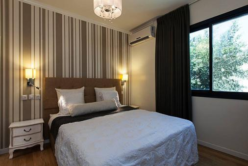 Ophir Hotel - Tel Aviv - Bedroom