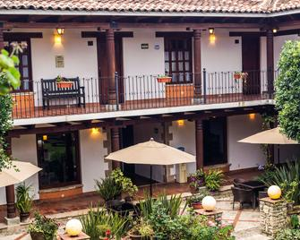 Parador Margarita - San Cristobal de las Casas - Building
