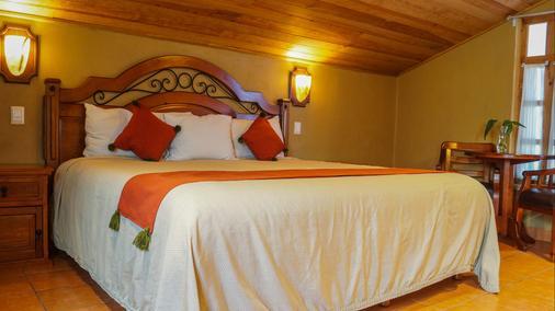 Hotel Parador Margarita - San Cristóbal de las Casas - Κρεβατοκάμαρα