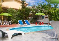 Lemuria Aparts - Florianopolis - Pool