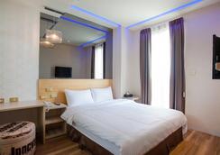 Story Hotel - Taichung - Makuuhuone