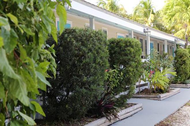 Seashell Motel & Key West Hostel - Key West - Näkymät ulkona