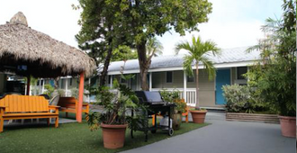 Seashell Motel & Key West Hostel - Key West - Byggnad