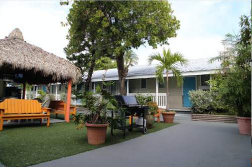 Seashell Motel & Key West Hostel - Key West - Building