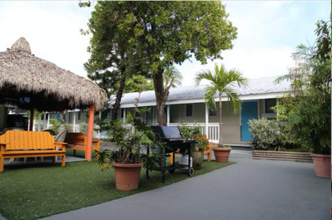 Seashell Motel & Key West Hostel - Key West - Rakennus