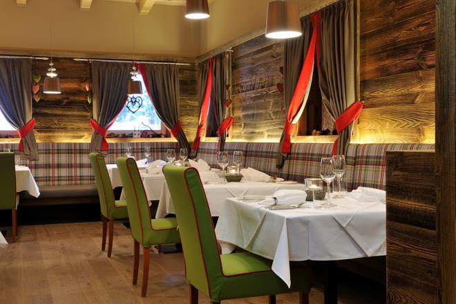 Selfness & Genuss Hotel Ritzlerhof - Oetz - Restaurant