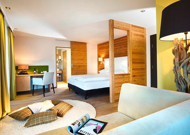 Selfness & Genuss Hotel Ritzlerhof - Oetz - Bedroom
