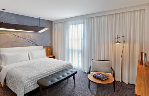 巴黎星辰艾美酒店 - 巴黎 - 巴黎 - 臥室