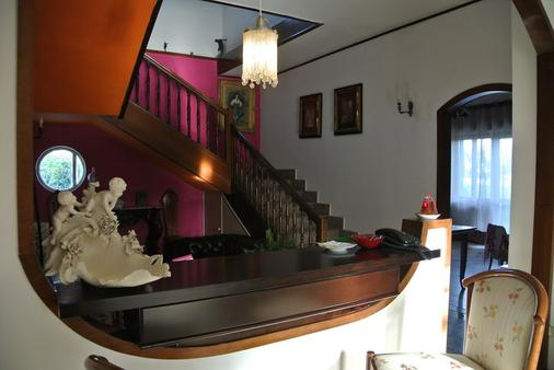 Villa Nicodemo - Paestum - Front desk