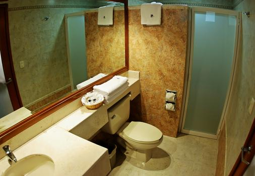 Aurea Hotel and Suites - Guadalajara - Kylpyhuone