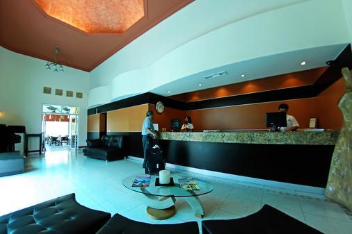 Aurea Hotel and Suites - Guadalajara - Vastaanotto