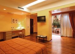 Hotel Cecil - Rom - Schlafzimmer