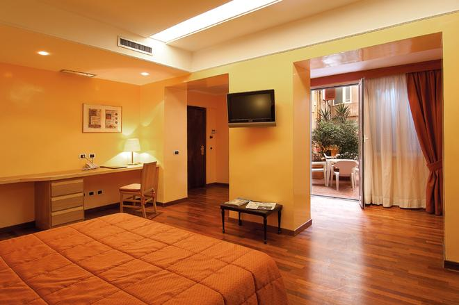 塞西爾酒店 - 羅馬 - 羅馬 - 臥室