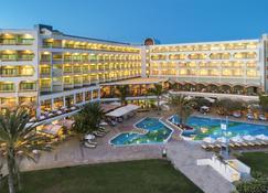 Constantinou Bros Athena Royal Beach Hotel - Pafos - Edifício