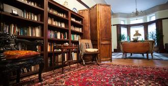 Mount Morris House - New York - Living room
