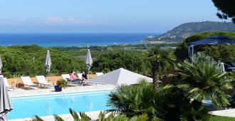 Hotel les Bouis comfort 4 stars - Ramatuelle - Pool