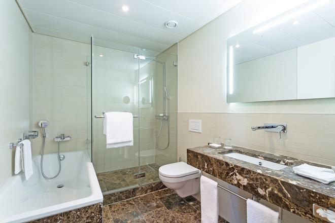 聖哥特哈爾德酒店 - 蘇黎世 - 浴室