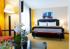 Hotel Euler - Basel - Bedroom