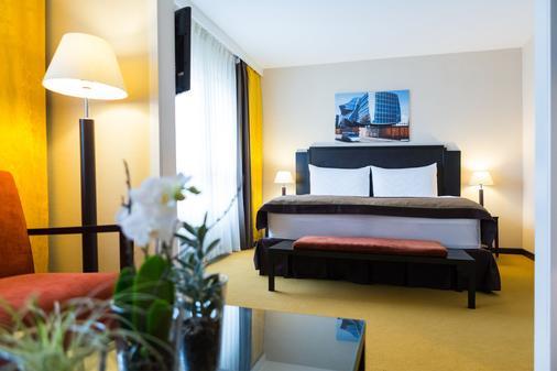 歐拉酒店 - 巴塞爾 - 巴塞爾 - 臥室