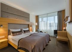 Hotel Continental - Λωζάνη - Κρεβατοκάμαρα