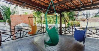 Hotel Meireles - Fortaleza - Balcon