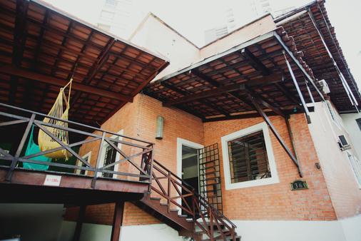 Hotel Meireles - Fortaleza - Κτίριο