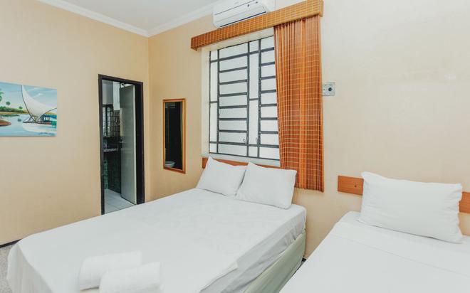 Hotel Meireles - Fortaleza - Κρεβατοκάμαρα