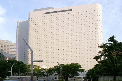 Shinjuku Washington Hotel Main - Tokio - Rakennus