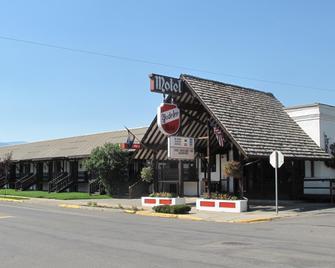 Yodeler Motel - Red Lodge - Gebouw