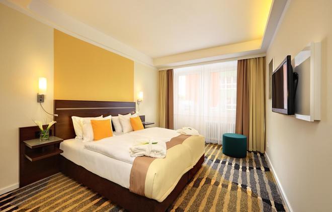 杜鷗酒店 - 布拉格 - 布拉格 - 臥室