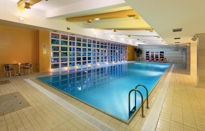 杜鷗酒店 - 布拉格 - 布拉格 - 游泳池