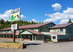 First Inn Of Pagosa - Pagosa Springs - Κτίριο