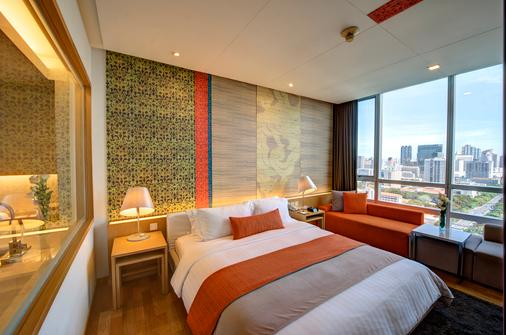 Pathumwan Princess Hotel - Бангкок - Спальня