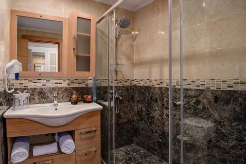 Quattro Beach Spa & Resort - Alanya - Phòng tắm