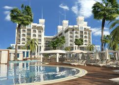 Quattro Beach Spa & Resort - Alanya - Byggnad