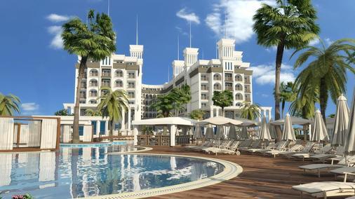 Quattro Beach Spa & Resort - Alanya - Toà nhà