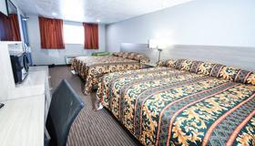 Belcaro Motel - Denver - Schlafzimmer