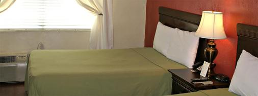 South Beach Plaza Hotel - Miami Beach - Bedroom