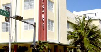 South Beach Plaza Hotel - Miami Beach - Gebouw