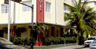 South Beach Plaza Hotel - Miami Beach - Rakennus