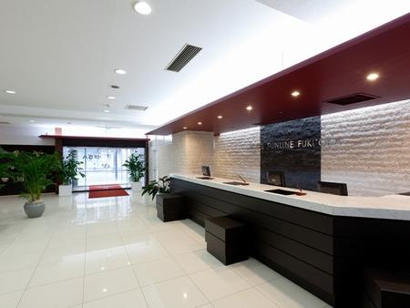 Hotel Sunline Fukuoka Hakata Ekimae - Φουκουόκα - Ρεσεψιόν