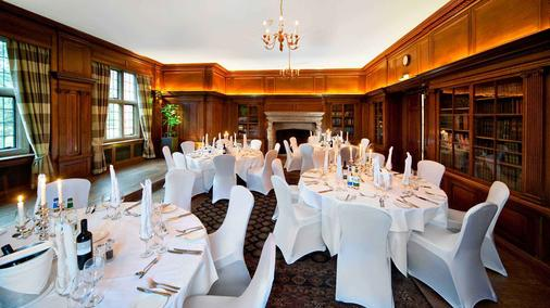 Savill Court Hotel And Spa - Egham - Banquet hall