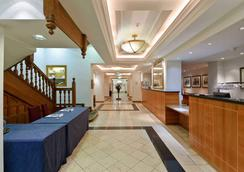 Savill Court Hotel And Spa - Egham - Lobby