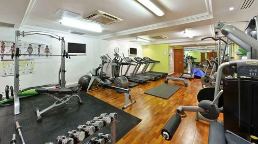 Savill Court Hotel And Spa - Egham - Gym