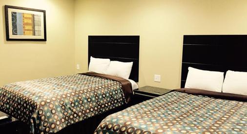 Berkshire Motor Hotel - San Diego - Makuuhuone