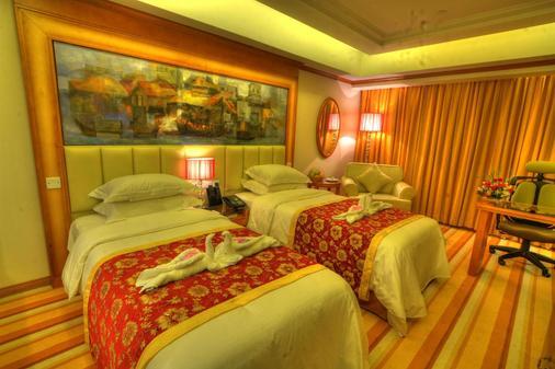 Six Seasons Hotel - Dhaka - Bedroom