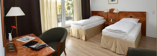 Elegant Apartotel - Berlin - Phòng ngủ