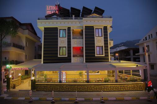 Kayi Hotel - Fethiye - Outdoors view